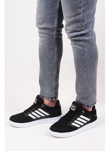 Bestof 074 Unisex Günlük Sneaker Spor Ayakkabı Beyaz